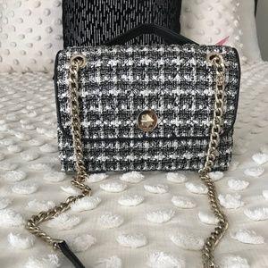 NWT Kate Spade Natalia Tweed Bag